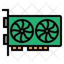 Graphic Card Video Card Hardware Icon