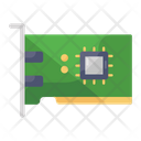 Graphic Card Computer Hardware Pc Card Icon