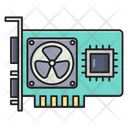 Gpu Hardware Technology Icon