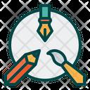 Graphic Design Designing Tool Drawing Tool Icon