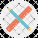 Graphic Design Pencil Icon