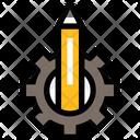 Graphic Design Tool Design Icon