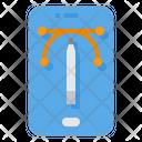 Smartphone Graphic Design Icon