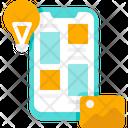 Graphic Design Creative Apps Icon