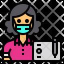Graphic Designer Designer Occupation Icon