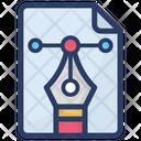 Artwork Graphics Graphic Designing Icon