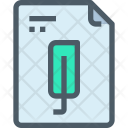 Graphic File Paper Icon