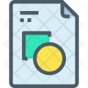 Graphic File Design Icon