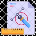Graphic File Icon