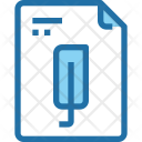 Graphic File Document Icon