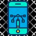 Graphic Mobile Icon