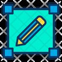 Graphic Pencil Icon