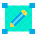 Graphic Pencil Icon