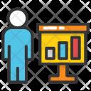 Graphic Presentation Icon