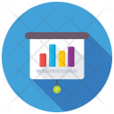 Business Graph Graphic Icon
