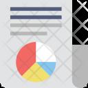 Report Statistics Graphic Icon