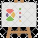 Graphic Representation Circular Icon