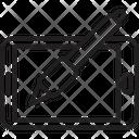 Graphic Tablet Wacom Icon