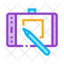 Web Site Tablet Icon