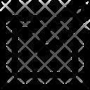 Graphic Tablet Design Icon