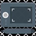 Tablet Digital Art Icon