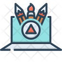Graphics Creativity Designer Icon