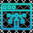 Web Design Graphic Design Icon