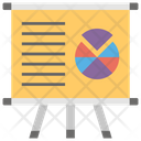 Growth Chart Graphical Presentation Graphical Analysis Icon
