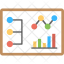 Graphical Presentation Business Icon