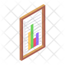 Analytics Report Analytics Statement Business Report Icon