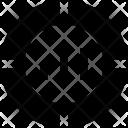 Graphical Representation Loss Icon