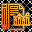 Graphical Representation Icon