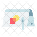 Graphics Graphics Design Tablet Icon