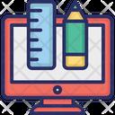 Graphics design Icon