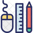 Design Draft Drawing Icon