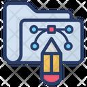 Graphics Folder Icon