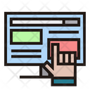 Graphics Layout Icon