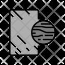 Graphite Mirror Making Polishing Icon