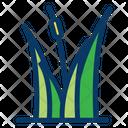 Garden Gardening Grass Icon