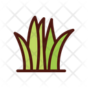 Grass Green Ecology Icon