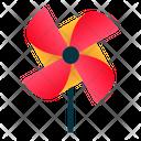 Grass Plant Spring Icon