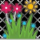 M Grass Icon