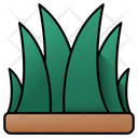 Grass Nature Leaves Icon