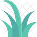 Grass Shrub Greenery Icon