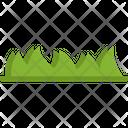 Grass Green Plant Icon