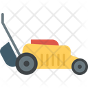 Grass Cutter Grass Cutting Vehicle Construction Vehicle Icon