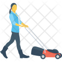 Grass cutter Icon