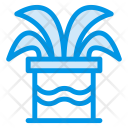 Grass pot Icon