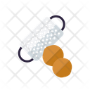 Grater Nutmeg Herb Icon