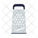 Grater Kitchen Utensil Icon